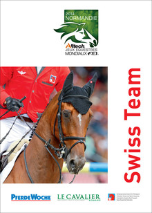 WEG Normandie 2014 - Guide des Swiss Team