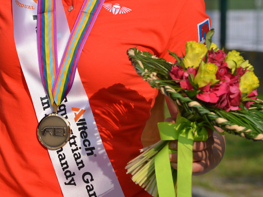 Bronze an den WEG Normandie!