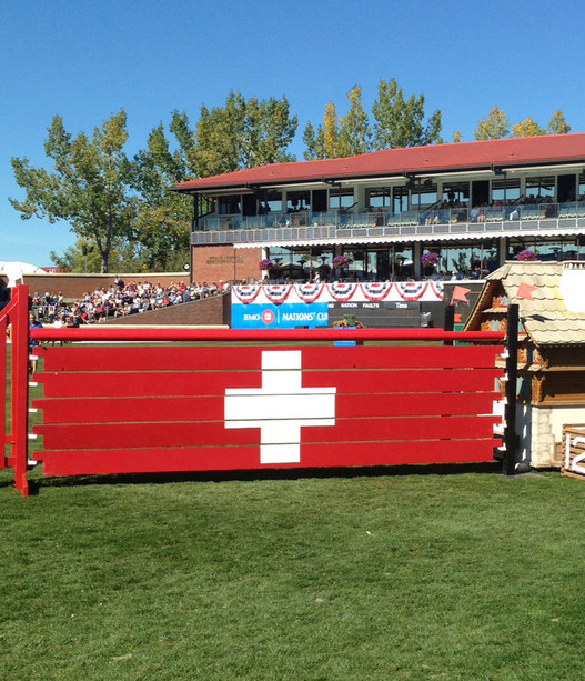 Calgary Spruce Meadows Nations Cup