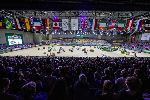 Ambiance lors du Rolex Grand Prix 2018  (Photo: Scoop Dyga/Icon Sport)