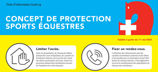 Le concept de protection sports équestres